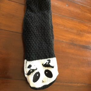 Panda🐼Fuzzy Slipper Socks